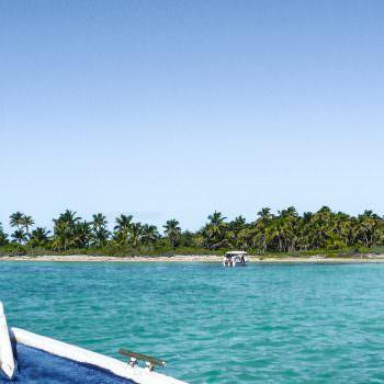 Contoy Island in Mexico