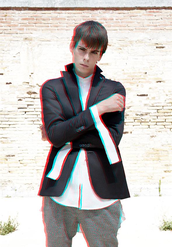 Fashion editorial for Neo2 Magazine