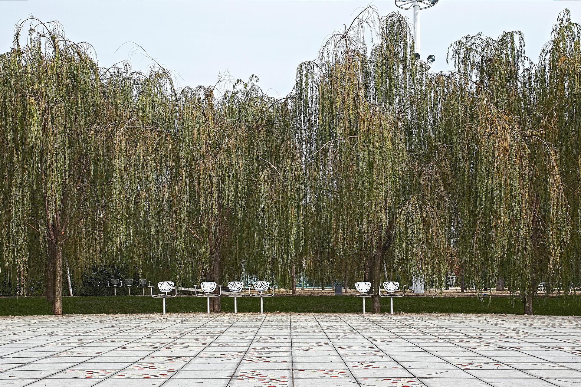 Park Centre of Poblenou, Barcelona