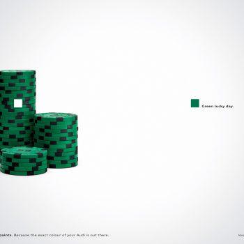 Audi ad campaign