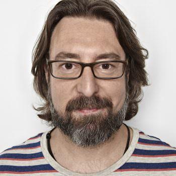 Personal portrait serie by Marc Díez