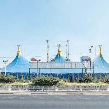 Buenavista Circus in Mexico City
