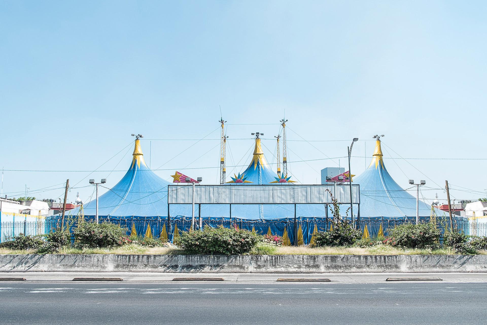 Buenavista Circus in Mexico City