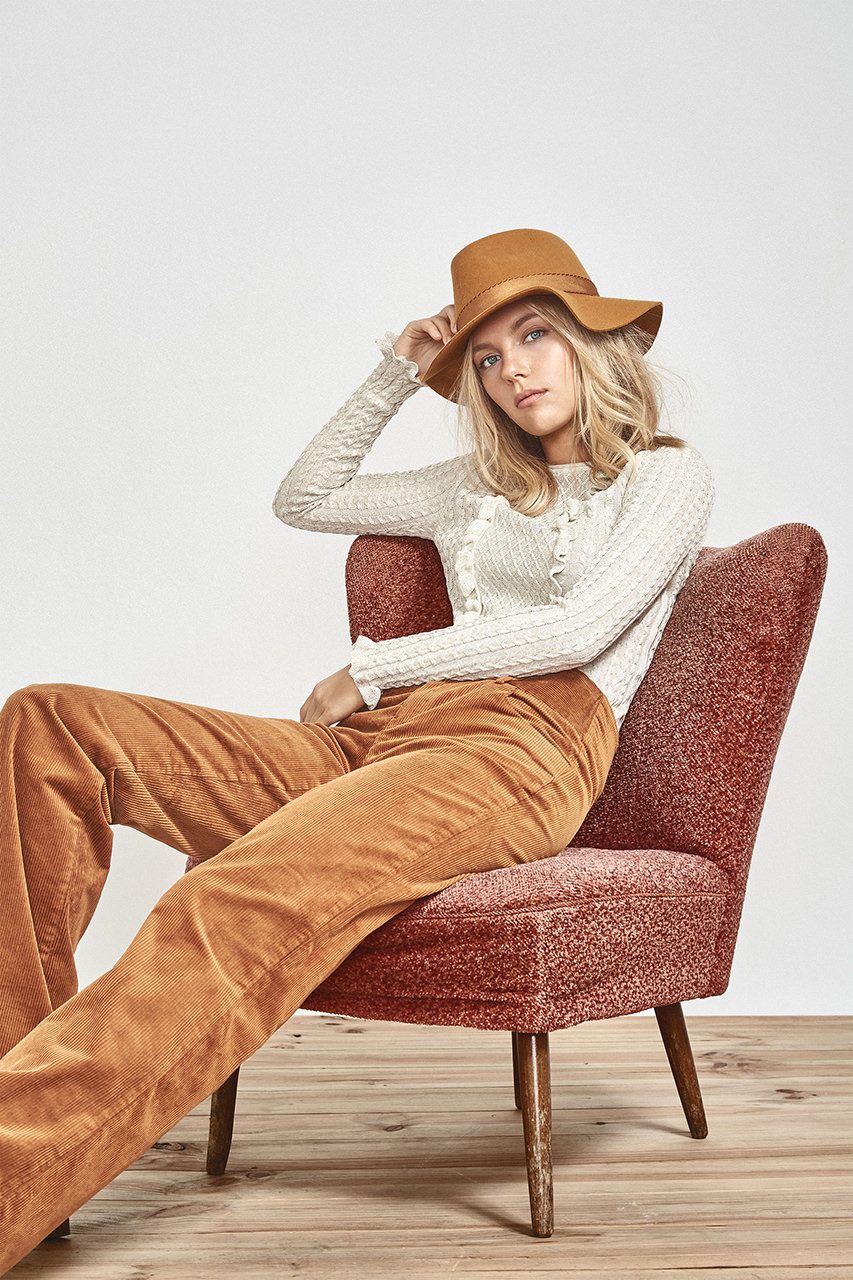 Fashion lookbook image