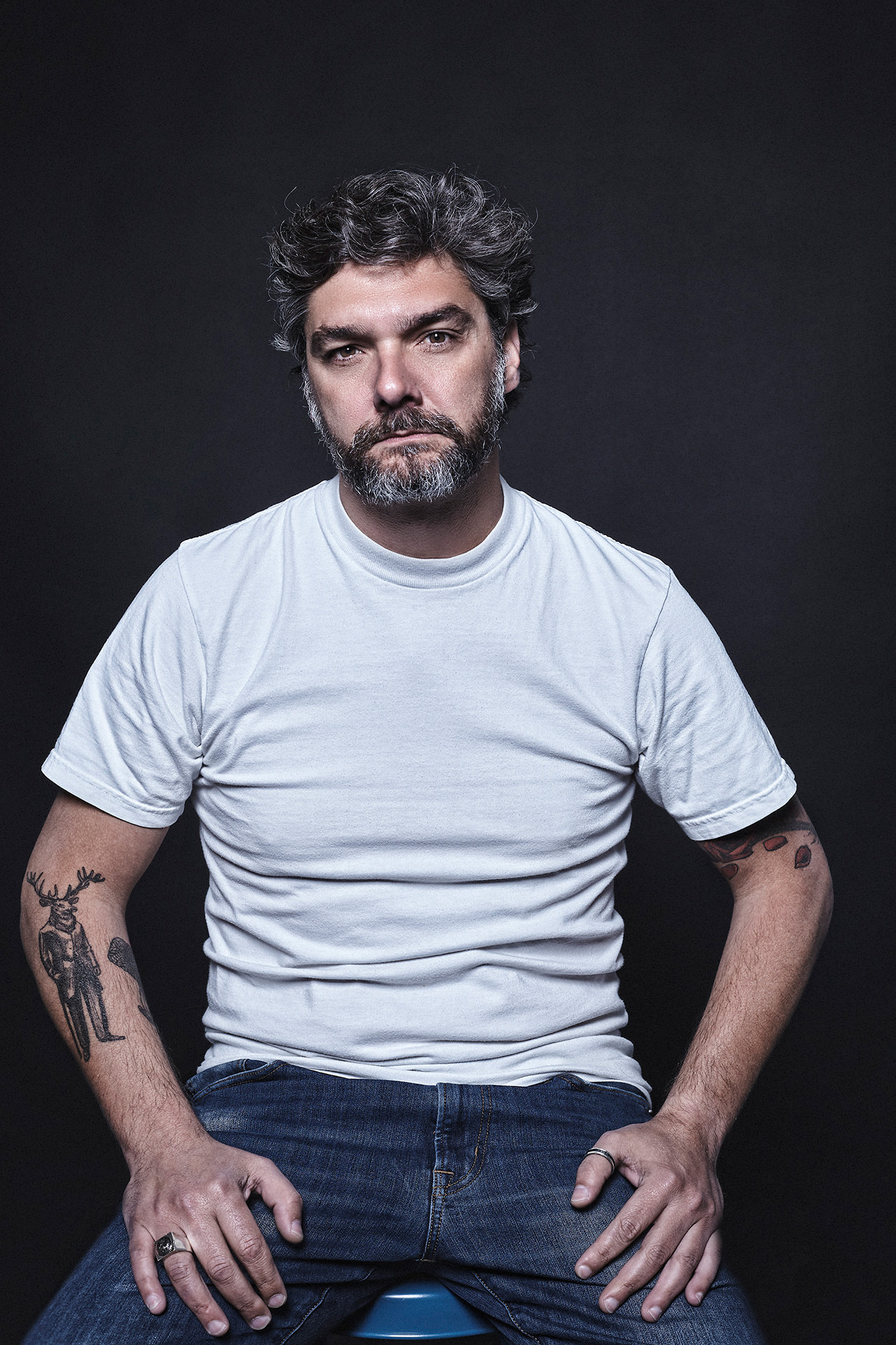 Paco Marcó by portrait photographer Marc Díez